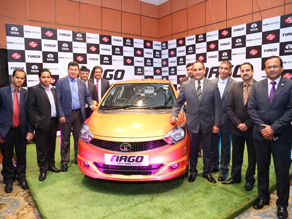 tata tiago nepal launch