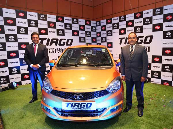 Tata Tiago Launches In Nepal Base Price Of Npr 22 55 Lakh