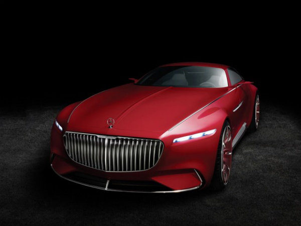 mercedes maybach coupe 6