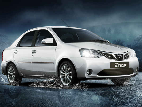 Toyota Etios & Etios Liva Are Being Offered Discounts
