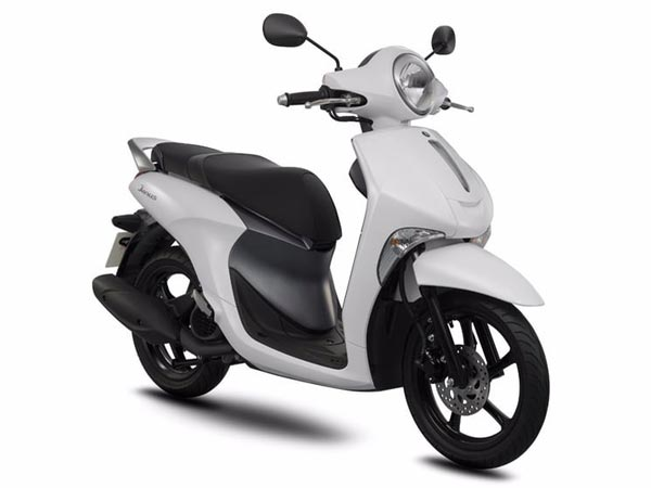 yamaha launches janus scooter