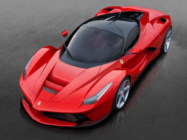 Ferrari To Build The Iconic LaFerrari Once Again