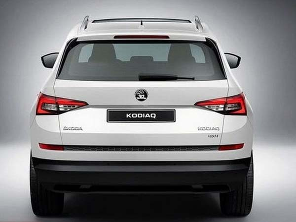 Much Awaited Skoda Kodiaq Leaked Ahead Of Launch