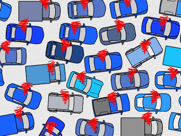 Autonomous Cars Could Bring An End To Traffic Jams