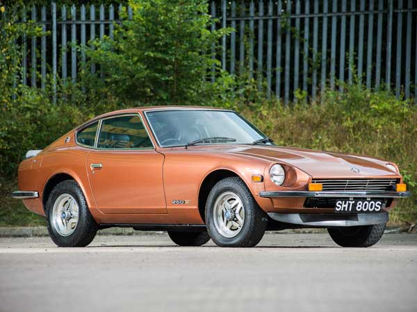 This Pristine 1978 Datsun Is Up For Grabs