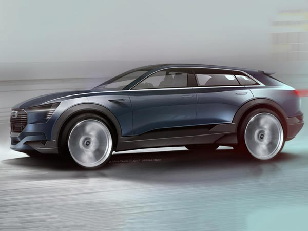 Porsche And Audi To Develop Independent Platforms For Electric Vehicles
