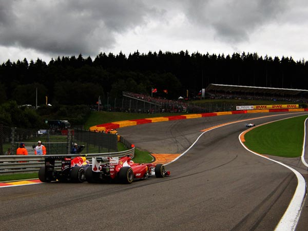 Italian GP Secures Three Year F1 Deal