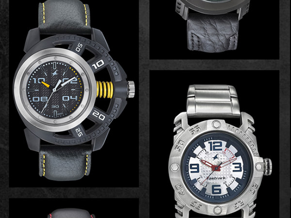 Motoring World Inspired Watches From Fastrack
