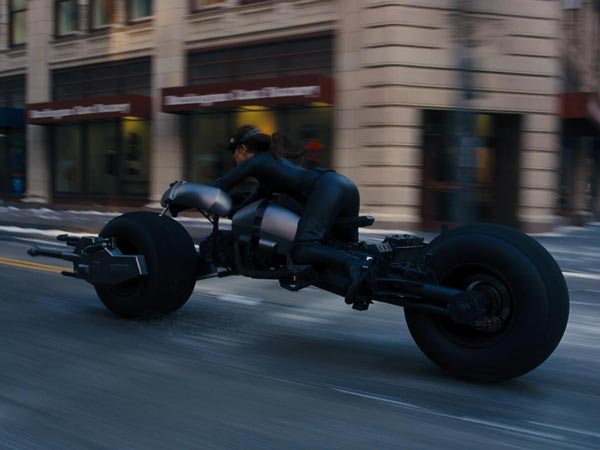 Dark Knight's Batcycle Could Be Yours; On Sale Now