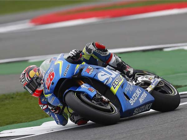 Honda, Suzuki, & Ducati Lead Silverstone GP Ahead Of Qualifying