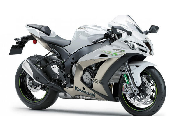Kawasaki Unveils New Colour Schemes For The 2017 Ninja ZX-10R