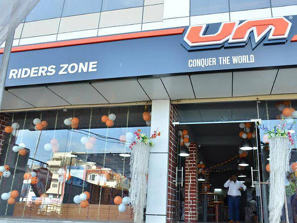 UM Motorcycles Open Sixth Dealership In India — Riders Zone