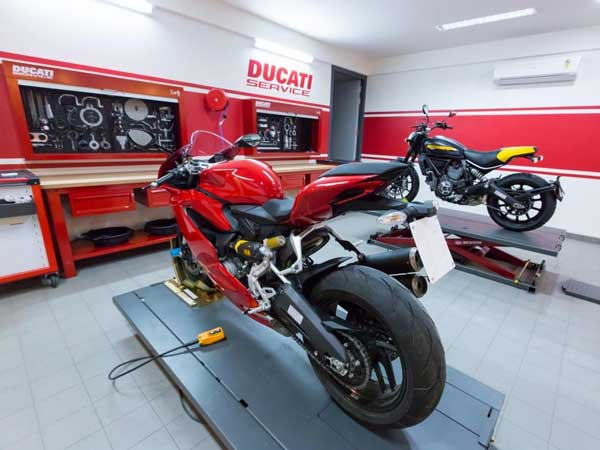 Ducati Model Now Available In Gujarat Via Ahmedabad Dealership