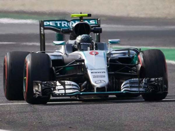 Rosberg Wins 2016 Monza GP; Hamilton Ahead By Two Points