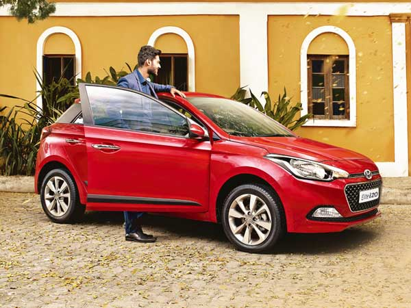 Hyundai Elite i20 Automatic Model Silently Introduced