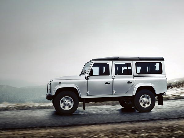 Land Rover SUV To Be 'Made-In-India'