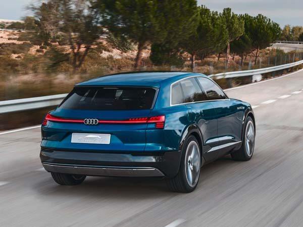 Audi's First Three Electric Cars In The Making