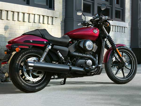 2017 Harley-Davidson Street 750 To Get ABS As Standard In India