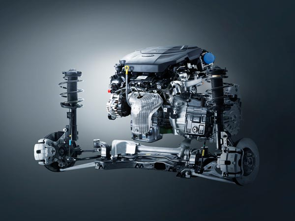Kia Reveals Its First Front Wheel Drive 8-Speed Automatic Gearbox