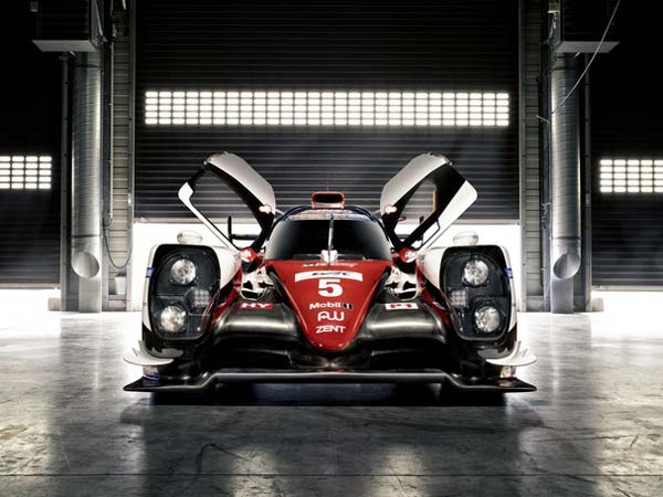 Toyota To Expand LMP1 Armory For 24-Hours Of Le Mans