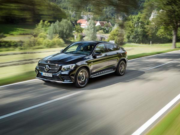 Mercedes Is Riding the SUV Wave — Globally 40 Percent Increase In Sales