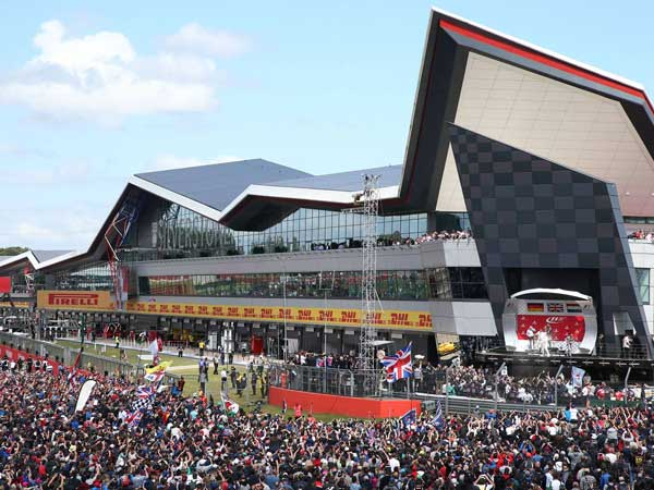 MotorSport Vision In The Race To Buy Britain's Biggest Race Track