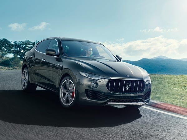 Maserati Levante Finally Hits The Road — Deliveries Begin In UAE