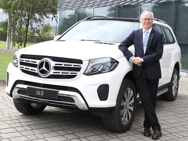 Mercedes GLS 400 4MATIC Launched In India At Rs  82 90 Lakh