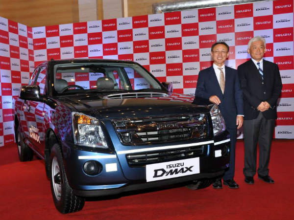 Isuzu D-Max V-Cross Launched In Rajasthan Along With A New Dealership