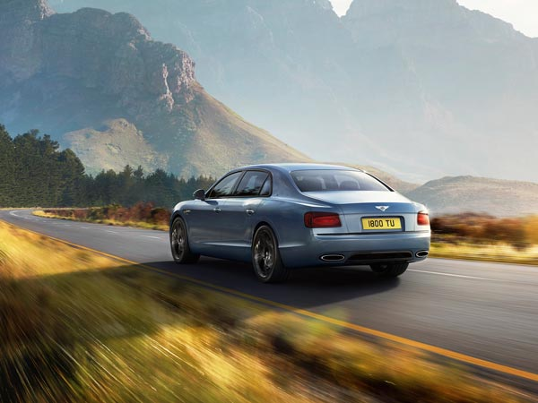 Bentley Flying Spur W12 S Unveiled