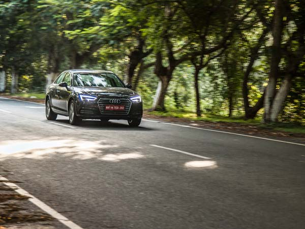 Fifth-Gen Audi A4 Launched In India At Rs. 38.1 Lakh
