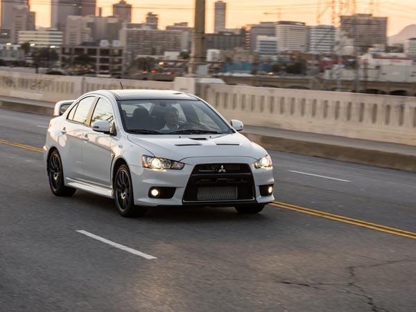 Iconic Mitsubishi Lancer Evo To Be Retired; Last Model To Be Auctioned