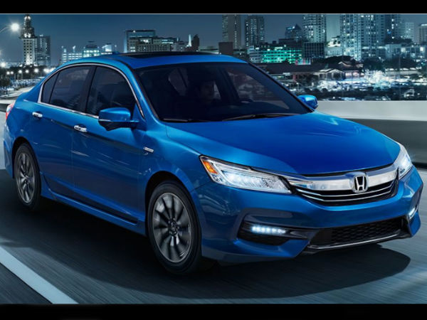 Honda India Now Accepting Bookings For Accord Hybrid!