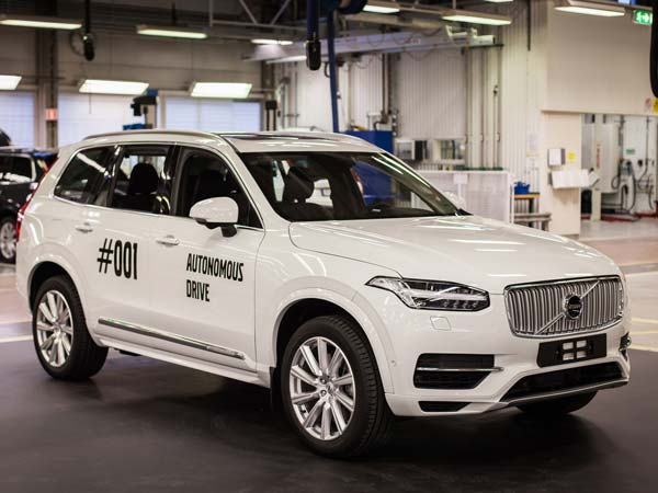 Everyday Motorists To Get Their Hands On The First Autonomous Volvo Car
