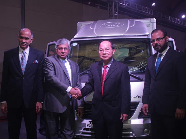 Tata SuperAce Mini-Truck Launches In Vietnam