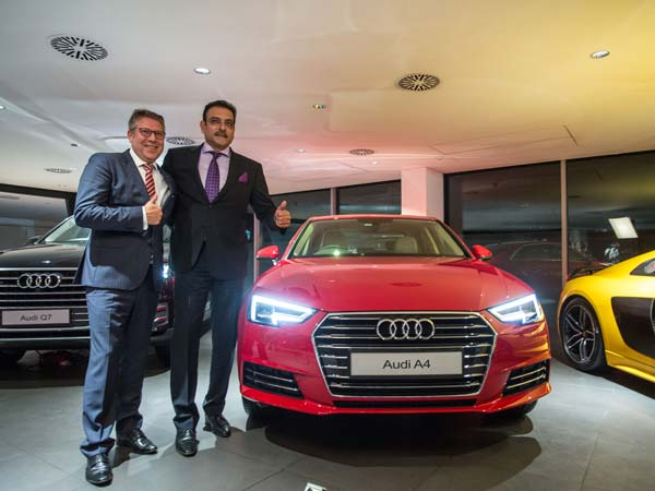 New A4 Launched In India