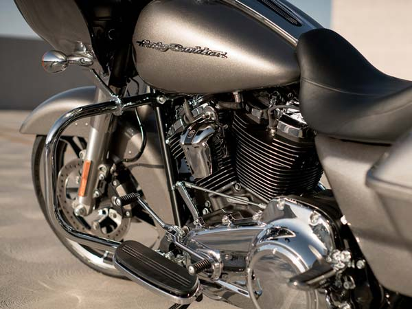 Here's The First Harley-Davidson To Get The New Milwaukee Eight Engine In India