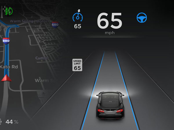 Tesla's Newest Upgrade For Autopilot To Reduce Accidents