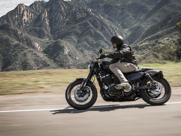 Harley-Davidson To Launch 2017 Roadster By November