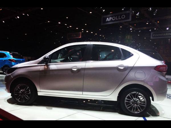 Tata Motors Are Likely To Launch Kite 5 Compact Sedan During 2017