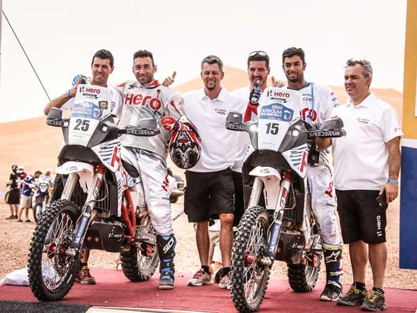 Want To Meet Indian Dakar Rally 'Hero'? Here's Your Chance
