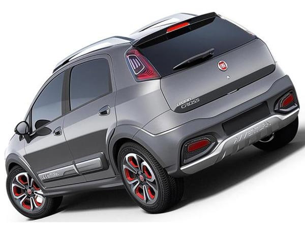 Fiat Starts Bookings For The Avventura Urban Cross