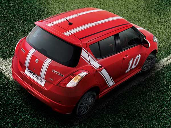 Maruti Swift Deca: Top 10 Highlights That Make This Limited Edition Swift The Most Sought After Car