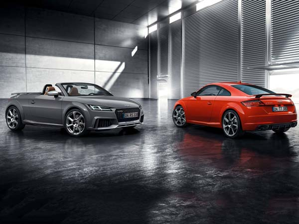 New Audi TT RS To Hit The Roads This November