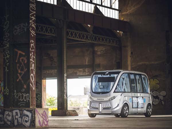 World's Maiden Fully Autonomous Transport Service Launched In France