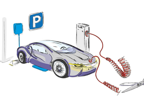 Magnetic Forces To Charge Your Electric Vehicle — No More Wires