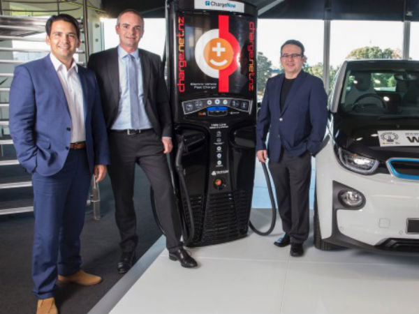 BMW And Charge Net To Create 'Electric Highway' By 2018