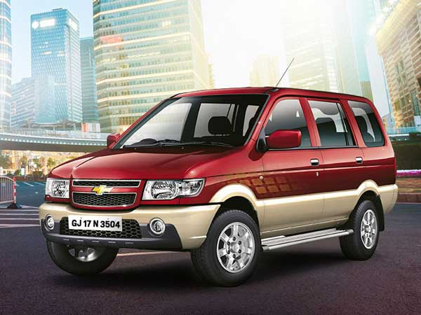 Chevrolet India Offering Benefits Up To Rs. 1 Lakh