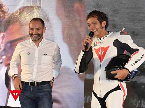Dainese and AGV Offer Head-To-Toe Safety System!