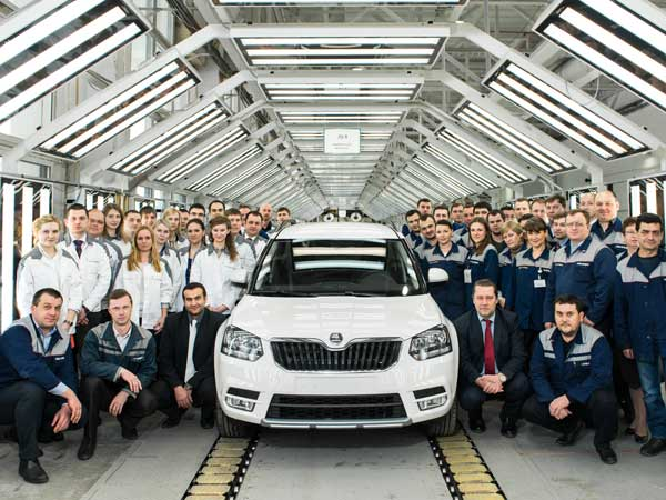 Due To High Demand, Skoda Will Import Yeti From Russia To Europe